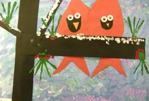2nd Grade Art Lessons / by Amanda Marie G.