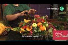 centros con frutta fresca