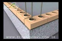 tijolos ecológico