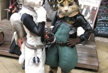 Furries: Cosplay