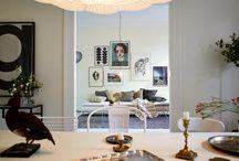 Interioir: Living Room