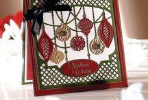 Diesire Christmas Craft Dies