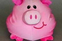 Piggy Beanbag