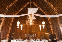 """Wingate Barn / Wingate Barn is located in Livonia, Ny and is a one of a kind wedding Venue! The perfect location to say """"i do!"""" Partyman is proud to be the exclusive catering and rental provider at this venue!"""