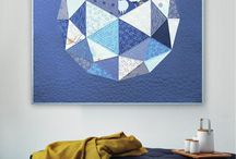Quilts - Diamonds and Gems in Fabric