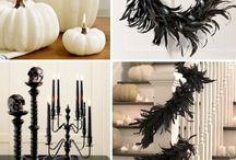 Halloween Mayhem / Halloween decorations, goth costumes, spooky stuff