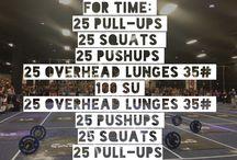 Fullbody workout