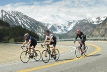 Bikes and Pedestrians