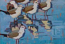 oiseaux plage