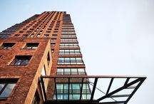 Enschede Architecture / Foto's van architectuur in de Enschedese binnenstad