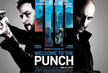 Welcome to the Punch Movie Jacket