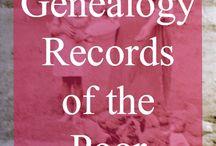 Genealogy info