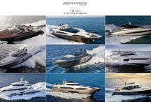 YACHTING PREMIERE 2015 / Ferretti Group and Sea Pros will display Custom Line Navetta 28, Custom Line 100', Custom Line 124', Ferretti Yachts 650, Ferretti Yachts 730, Riva 92' Duchessa , Rivarama, Riva 85' Opera Super, Riva 63' Vertigo , Dolphin 64' Cruiser, Pershing 62 and Pershing 74 at the YACHTING PREMIERE 2015 that will take place from June 8 -9, 2015, at the Zaitunay Bay, Le Yacht Club Terrace, Lebanon #Luxury #Yachts #Boats #MadeInItaly