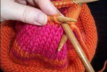Knitted hats / by Karen DeWar