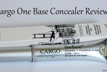 Cargo OneBase Concealer Review