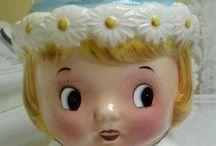 Cookie jars / by Judy Steele