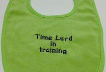 Craft - baby clothing sayings