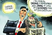 Political Cartoons I love