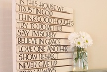 Home sweet home  / by Annelys Zamora