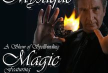 Mystique Magic / Parlour show experience https://www.quicket.co.za/events/11711-mystique-an-evening-of-spellbinding-magic/