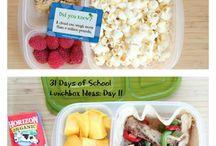 Школьные завтраки