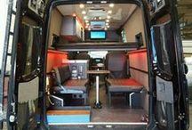 Sprinter 4x4 campervan