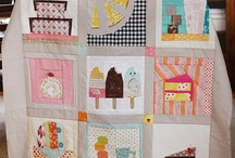 Paper Pieced Goodness / by Gen X Quilters