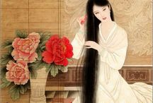 Chinese Schilderkunst / China