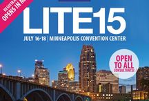LITE15 / Learn during the day. Learn at night. And, in between, rub shoulders with the best of the best in PartyLite at our 2015 Consultant Conference, #LITE15. Join the party - http://goo.gl/0YpgBu / by PartyLite