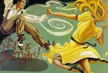 Swing Dance Posters