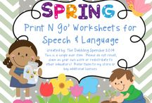 SLP: SPRING Speech