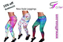 New Stylish Leggings by G Fit