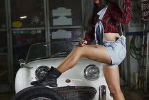 Hotrods photoshoot Inspiration