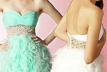Dresses / by Rachel Farmer