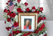 Patriot Day Flower Arrangements / Never Forget 911. Patriot Day Flower Arrangements by Entenmann's Florist 1731 Kennedy Blvd - Jersey City, NJ 07305