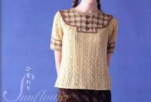 Knit Ladies Top