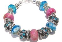 My New Hobby :) / Large hole beads and bracelet ideas.