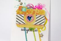 CRAFTY - Watercolors and Gelatos / by Jami Bova