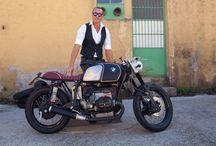 Bmw r90s / Bmw r90s project bike the story