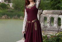 Historical/fantasy clothes