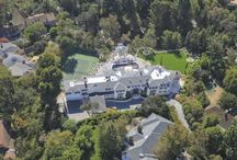 Kenny Rogers / Inside The $65 Million Bel-Air Estate Once Owned By Kenny Rogers