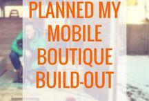 Building Out Mobile Boutique