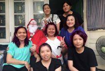 Ajarn Donald's Merry Christmas 2016