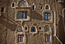 Jemen Architecture