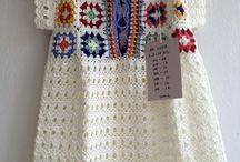 Crochet Sweaters / by Patricia Forrest Cramer