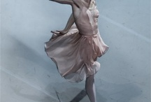 formerly a ballerina / ballet and dance