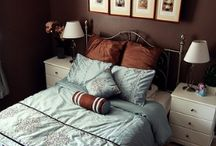 PaintRight Colac Brown Interior Colour Scheme / Brown Rooms
