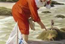 Santa's Free time