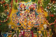 amazing Krishna art