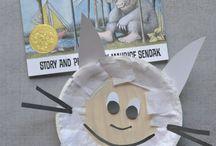 Summer nannying: Literature Tuesday / by Ashley B.